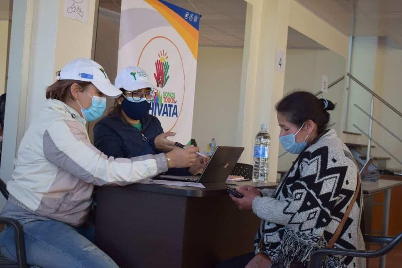 En Chivatá y Tuta, 500 familias podrán formalizar sus predios de falsa tradición 1