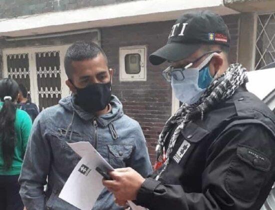 Desarticulan banda que robaba partes de antenas de comunicaciones en Boyacá y otros dos departamentos 4