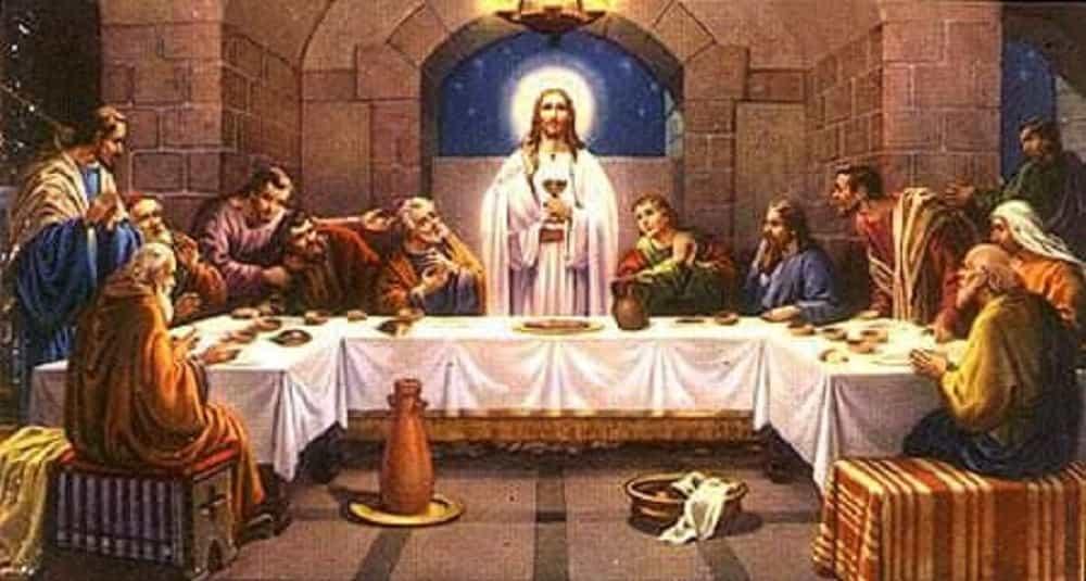 ¿Qué celebra la Iglesia católica el Jueves Santo? 1