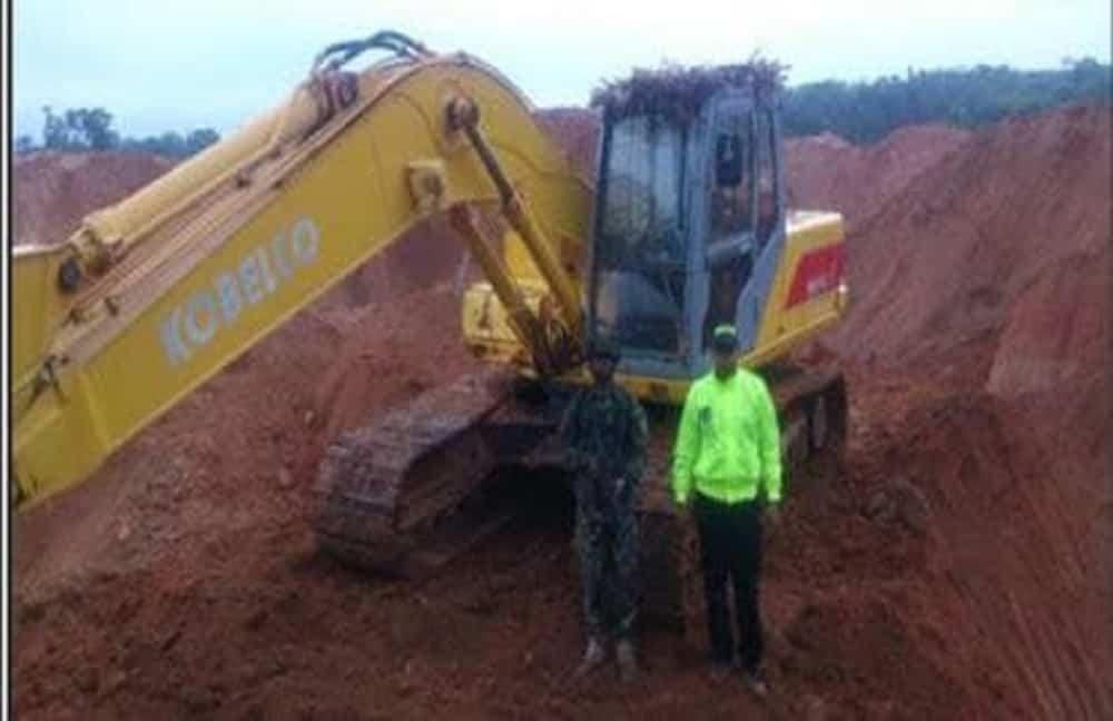 Que la maquinaria incautada por las autoridades sea entregada a los municipios, pide alcalde de Socotá 1
