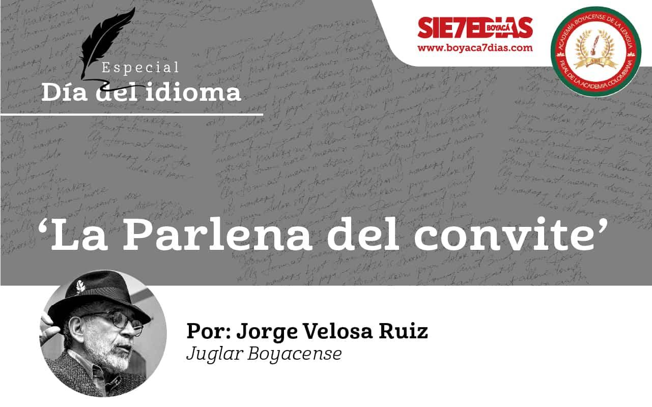 'La Parlena del convite' - Jorge Velosa 1