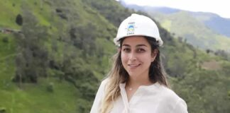 Olga Lucía Ramírez, viceministra de Infraestructura del Ministerio de Transporte. Foto: archivo particular