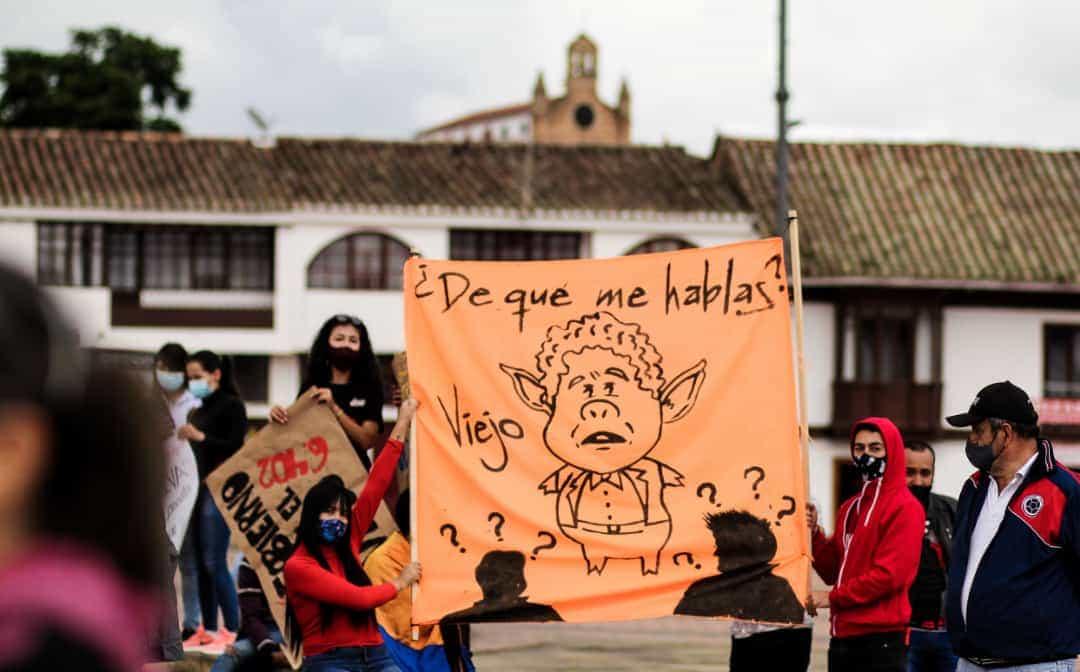 Los boyacenses dieron ejemplo de buen comportamiento en la jornada de protesta contra la reforma tributaria #LaEntrevista7días 4