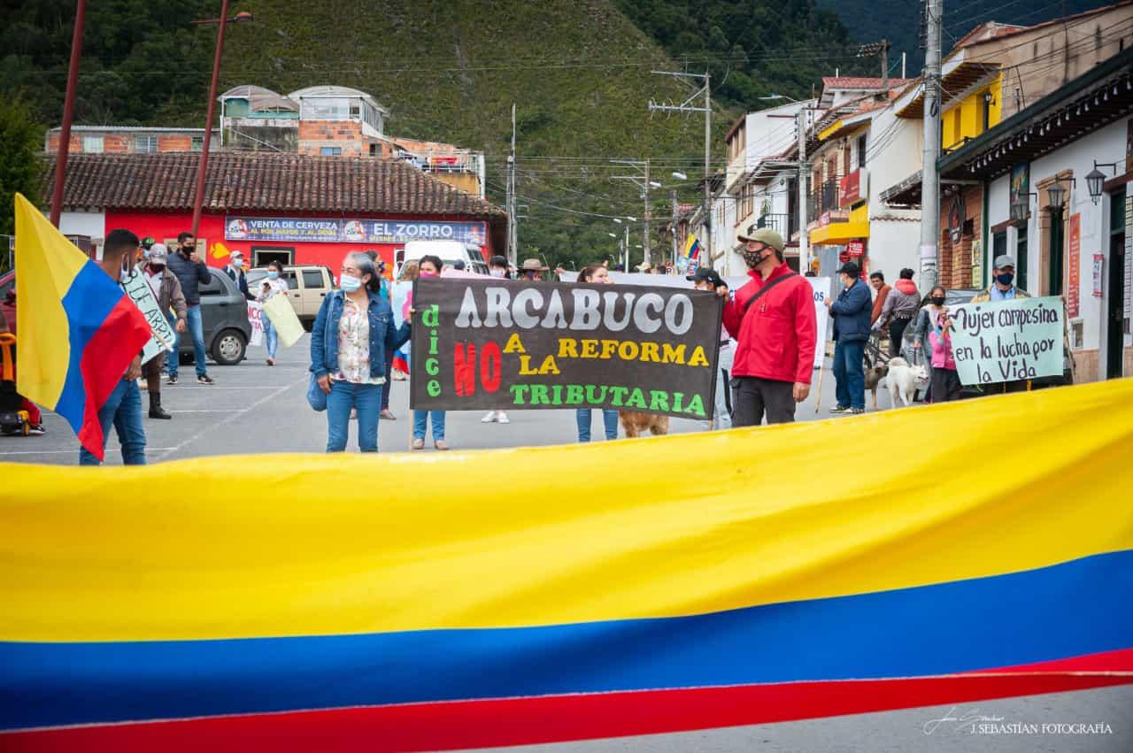 Otra vez el alcalde de Arcabuco… #Tolditos7días 4