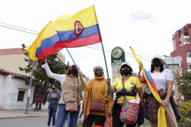 [Galería] - Así avanza la protesta en la capital de Boyacá 20
