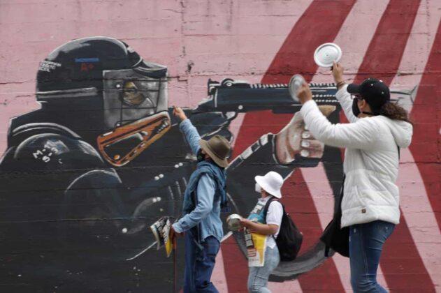 [Galería] - Así avanza la protesta en la capital de Boyacá 6