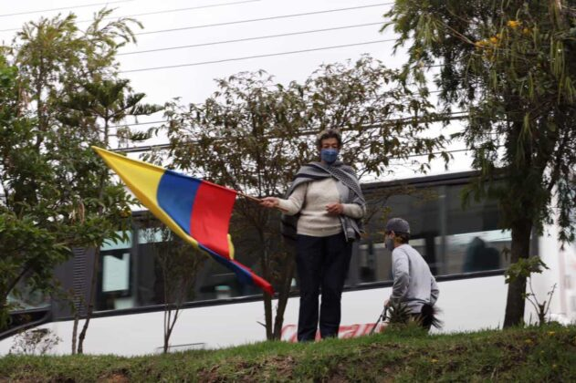 [Galería] - Así avanza la protesta en la capital de Boyacá 7