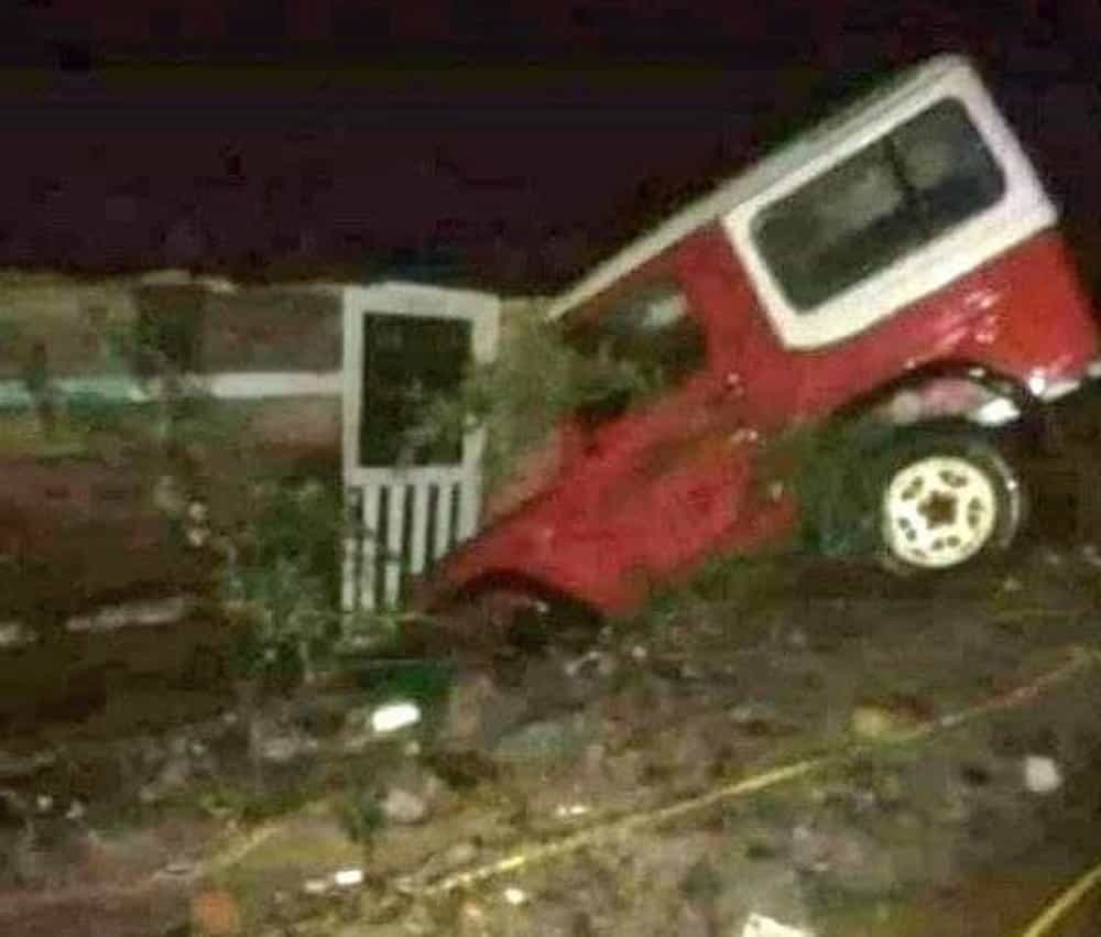 Grave emergencia en Quípama por fuertes lluvias que hicieron colapsar el alcantarillado 3