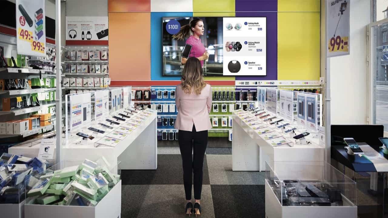 Las pantallas digitales son pieza fundamental en la señalización y presentación de productos en tiempos de Pandemia 1
