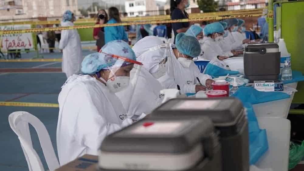 En Sogamoso convocan a personal de talento humano para la vacuna contra el COVID 1