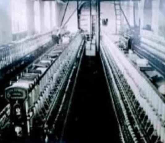 En 1884 se creó la Fábrica de Hilados y Tejidos de Samacá, que funcionó hasta 1905. Foto: archivo particular