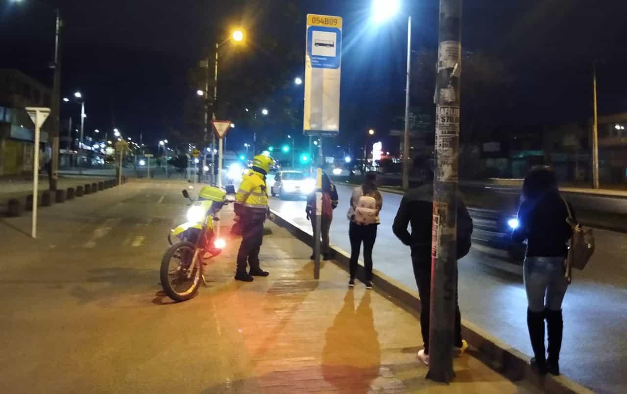 Tenga en cuenta las medidas que cierran a Bogotá desde esta noche y hasta el martes en la madrugada 2