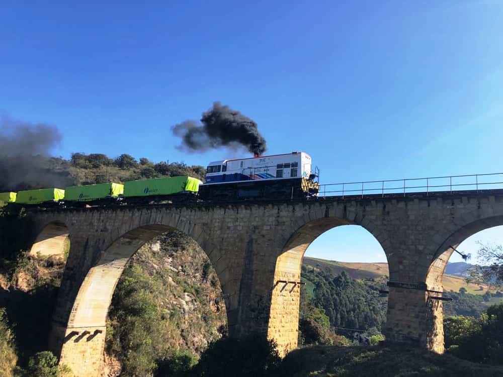El último viaje del tren entre Sogamoso y Bogotá será este martes 13, por cierre del corredor férreo 1