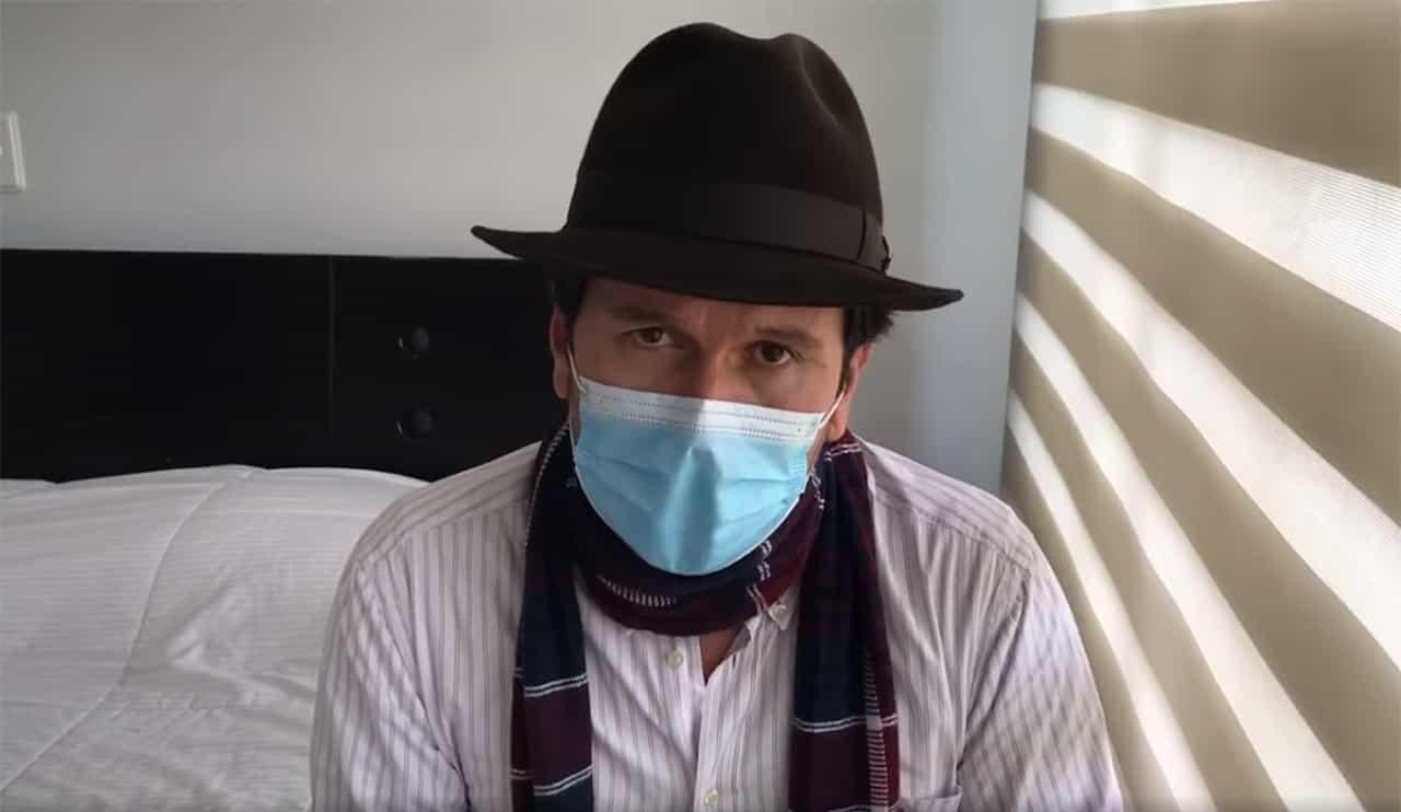 Otro en la Asamblea con coronavirus #Tolditos7días 1