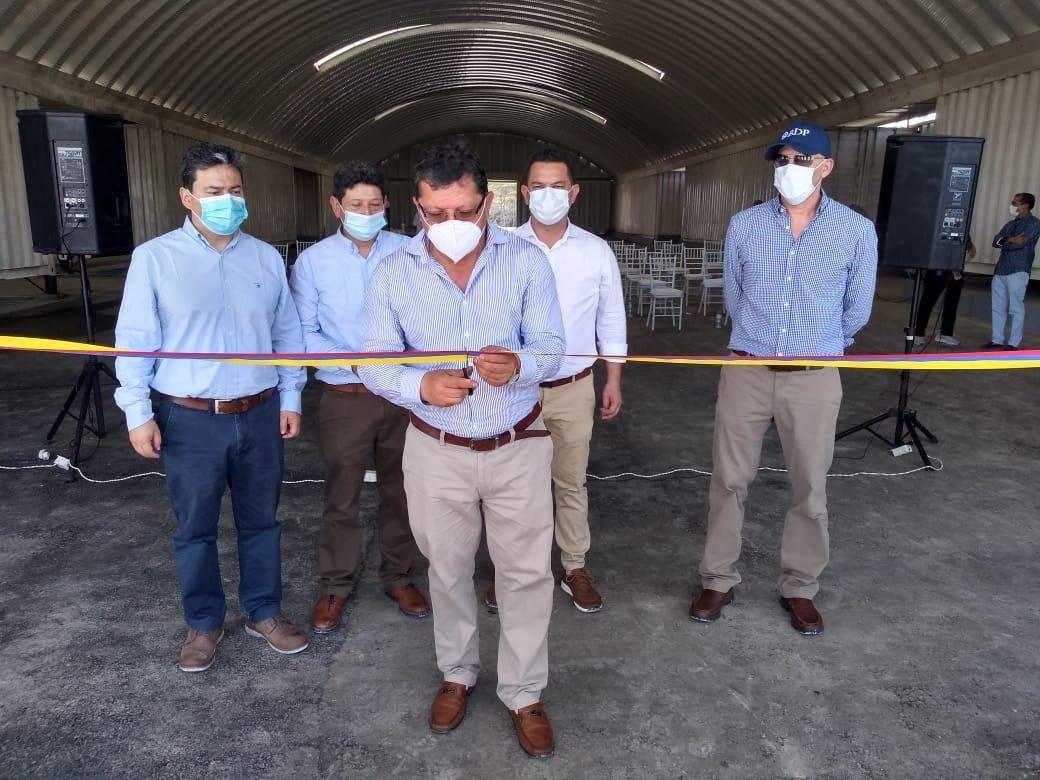 Cootransvalle Samacá celebró sus 54 años inaugurando centro de almacenamiento en Cartagena 1