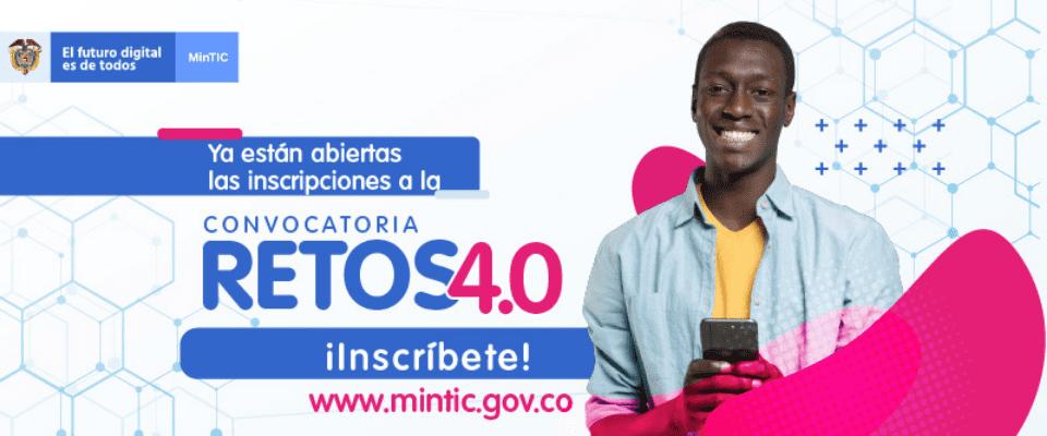 Ministerio TIC abrió la convocatoria Retos 4.0 dirigida a empresas de las Industrias Creativas Digitales y TI 2