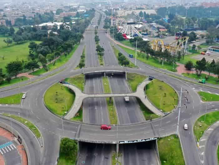 Tenga en cuenta las medidas que cierran a Bogotá desde esta noche y hasta el martes en la madrugada 3