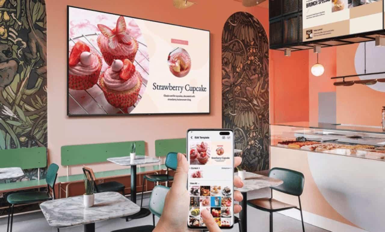 Las pantallas digitales son pieza fundamental en la señalización y presentación de productos en tiempos de Pandemia 2