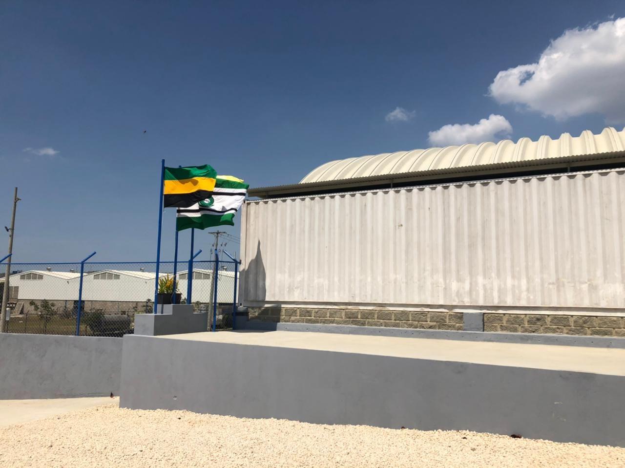 Cootransvalle Samacá celebró sus 54 años inaugurando centro de almacenamiento en Cartagena 2