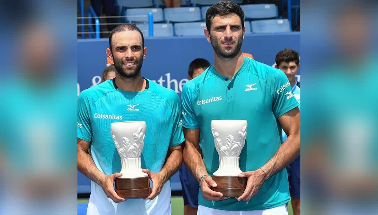 Cabal y Farah, campeones del ATP de Barcelona 1