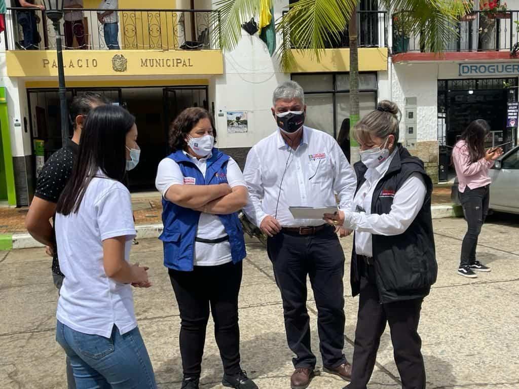 Hoy la Fiscalía Móvil visita el municipio de Togüí 2
