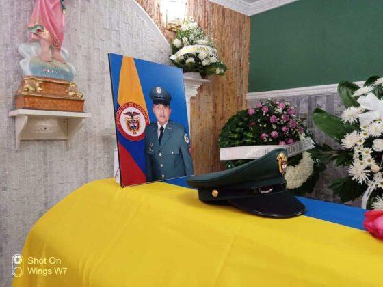 Ricardo Gómez, el suboficial boyacense asesinado en enfrentamiento en Argelia Cauca 2