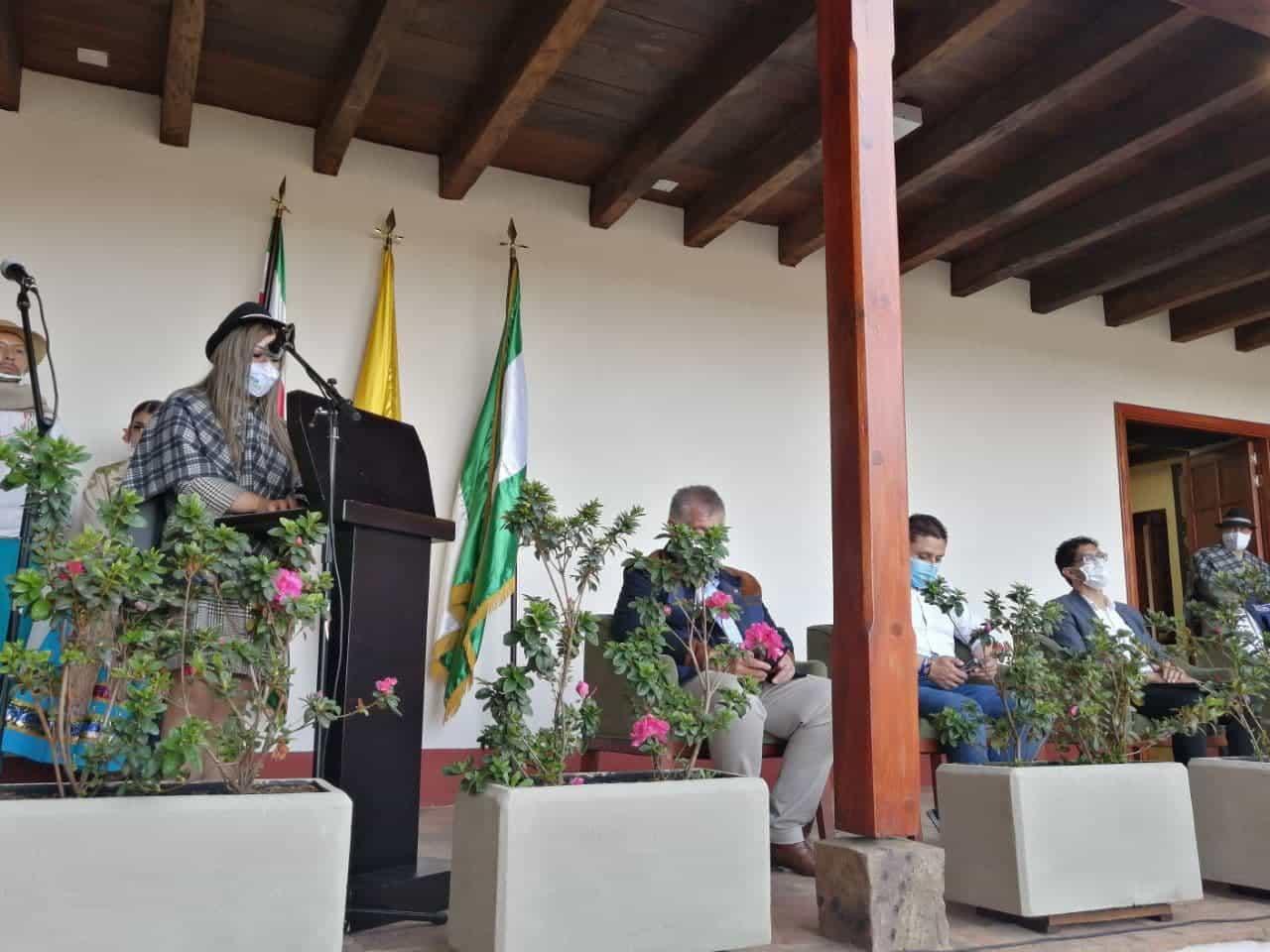 Más de $4.400 millones en infraestructura cultural entregó el ministro Felipe Buitrago a los boyacenses 1