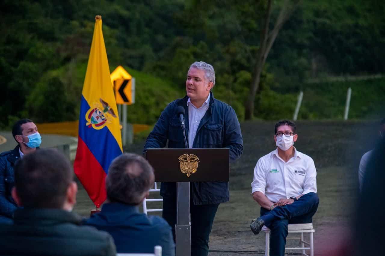 'No ha tenido Boyacá un Gobierno que haya invertido tantos recursos como el nuestro': Iván Duque 1