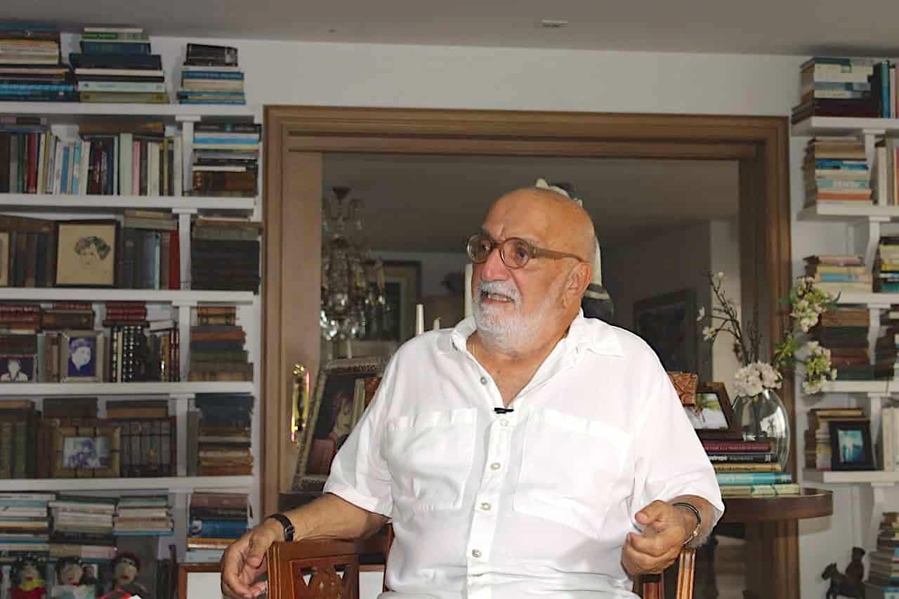Juan Gossaín, invitado por la Cámara de Comercio de Duitama para celebrar el día del periodismo 1