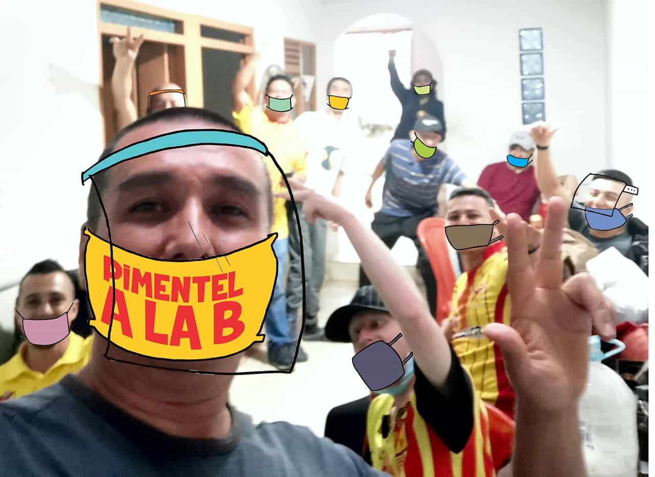 El odio de Matador contra Eduardo Pimentel #Tolditos7días 1