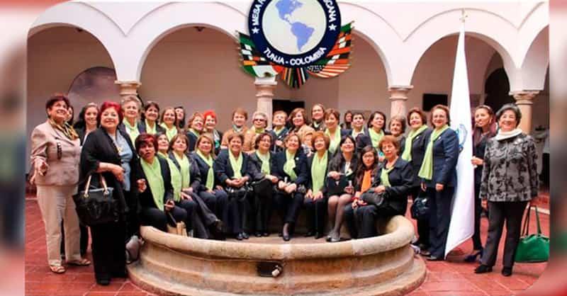 La Mesa Redonda Panamericana de Mujeres de Tunja prepara la celebración de sus bodas de cristal 1
