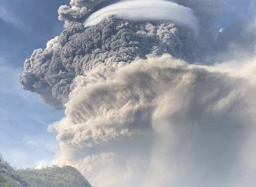 Calidad del aire en el centro y norte del país se afectará por ingreso de una nube de dióxido de azufre a Colombia 1