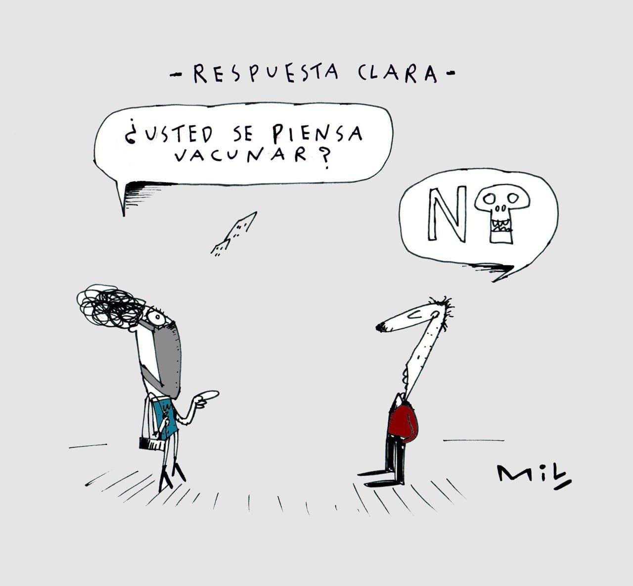 Respuesta Clara - #Caricatura7días 1
