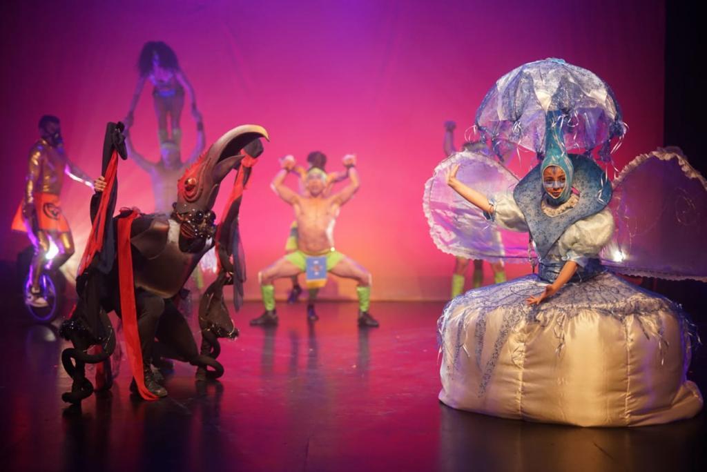 Salas y Carpas de Circo Concertadas, la convocatoria del Ministerio de Cultura que vence el próximo 18 de abril de 2021 1