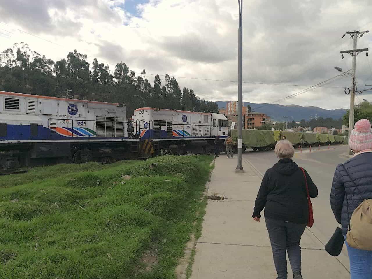 La ANI se pronunció tras noticia de Boyacá Sie7e Días sobre vía férrea #Tolditos7días 1