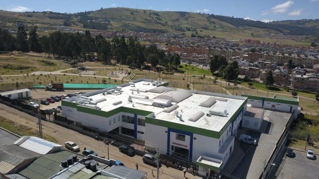 Nueva inyección de dinero: 492 millones de pesos para la ESE Santiago de Tunja 1