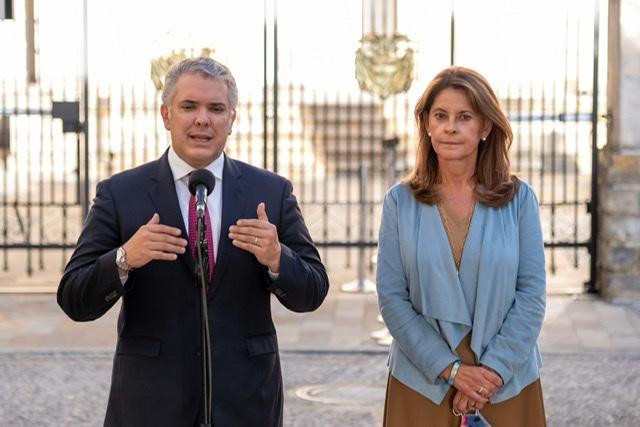 La vicepresidenta Martha Lucía Ramírez ahora será también la Ministra de Relaciones Exteriores 1