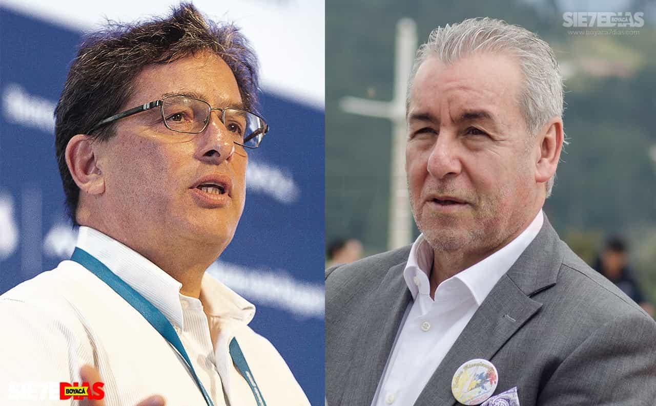 Así despidió el senador Jorge Eduardo Londoño al ministro Carrasquilla #Tolditos7días 1