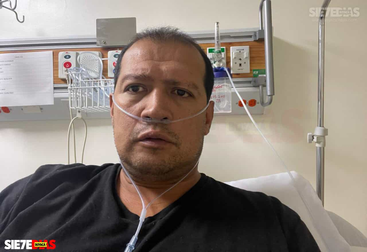 El diputado Alexander Serrato, nos cuenta cómo le está dando la batalla al coronavirus desde una clínica #LaEntrevista7días 3