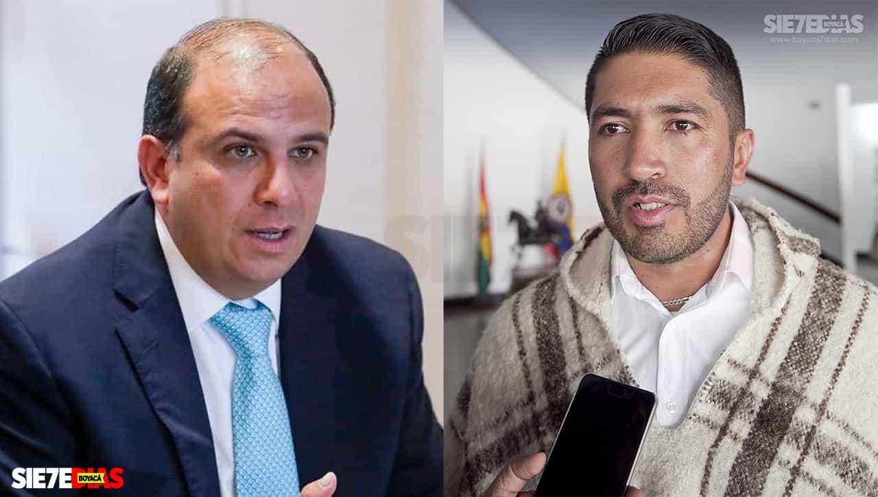 El pullazo del congresista César Pachón al Defensor del Pueblo #Tolditos7días 1