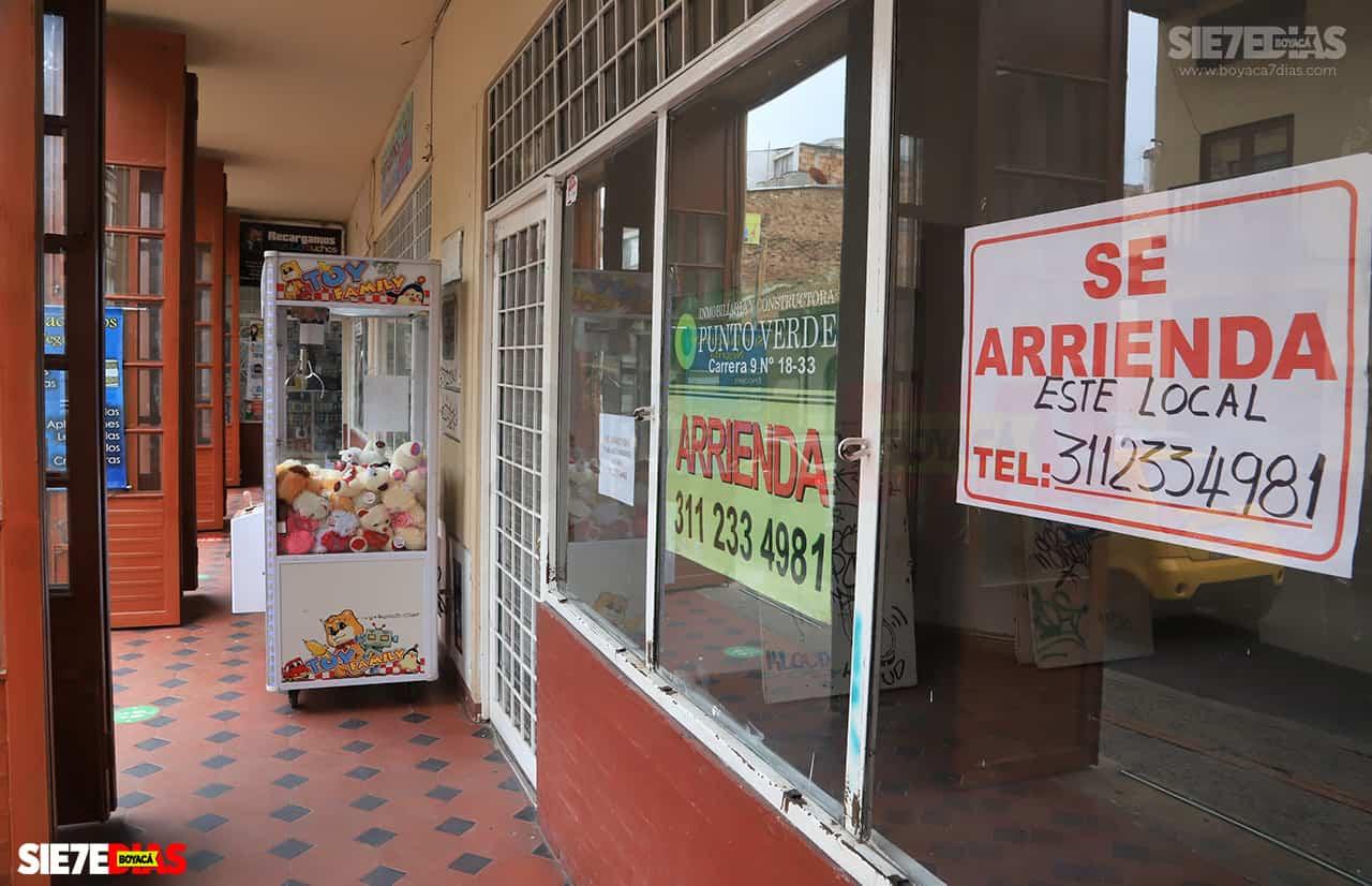 Cierre de empresas y millonarias pérdidas en Boyacá en medio de la pandemia 1