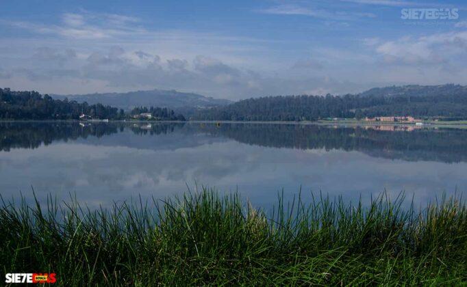 [Galería] - Así es el Sochagota, un lago artificial construido hace 66 años, perfecto para visitar por estos días 7