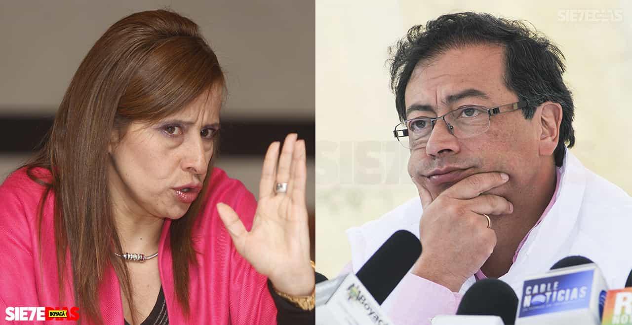 Constanza Ramírez quiere imitar la defensa de Petro, pero… #Tolditos7días 1