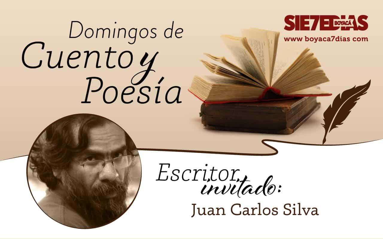 ¿Y GANDHI? - Juan Carlos Silva - #DomingosDeCuentoYPoesía 1