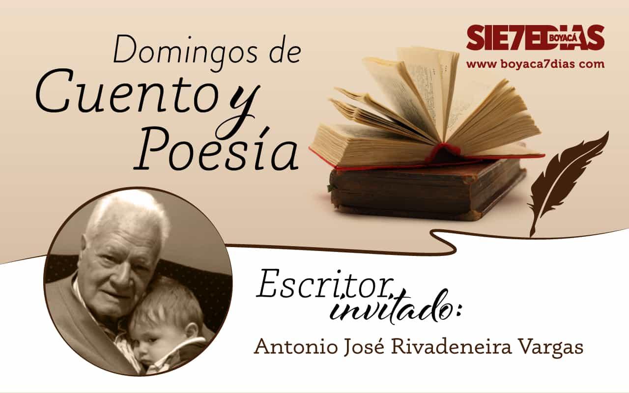 Memoria, Gratitud y Paz del corazón - Antonio José Rivadeneira Vargas - #DomingosDeCuentoYPoesía 1