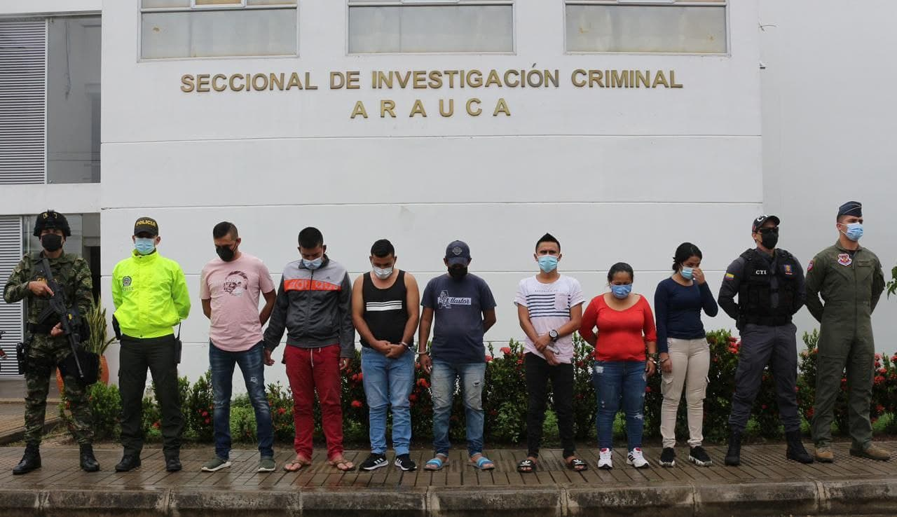 A la cárcel presuntos secuestradores de teniente coronel de Tunja, que continúa desaparecido 1