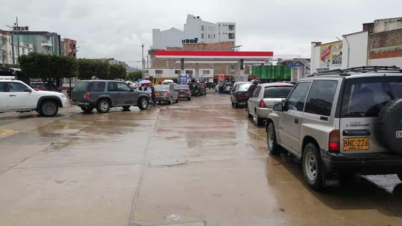 Boyacá se quedó sin combustible a causa del paro explica el vocero del gremio en #LaEntrevista7días 3