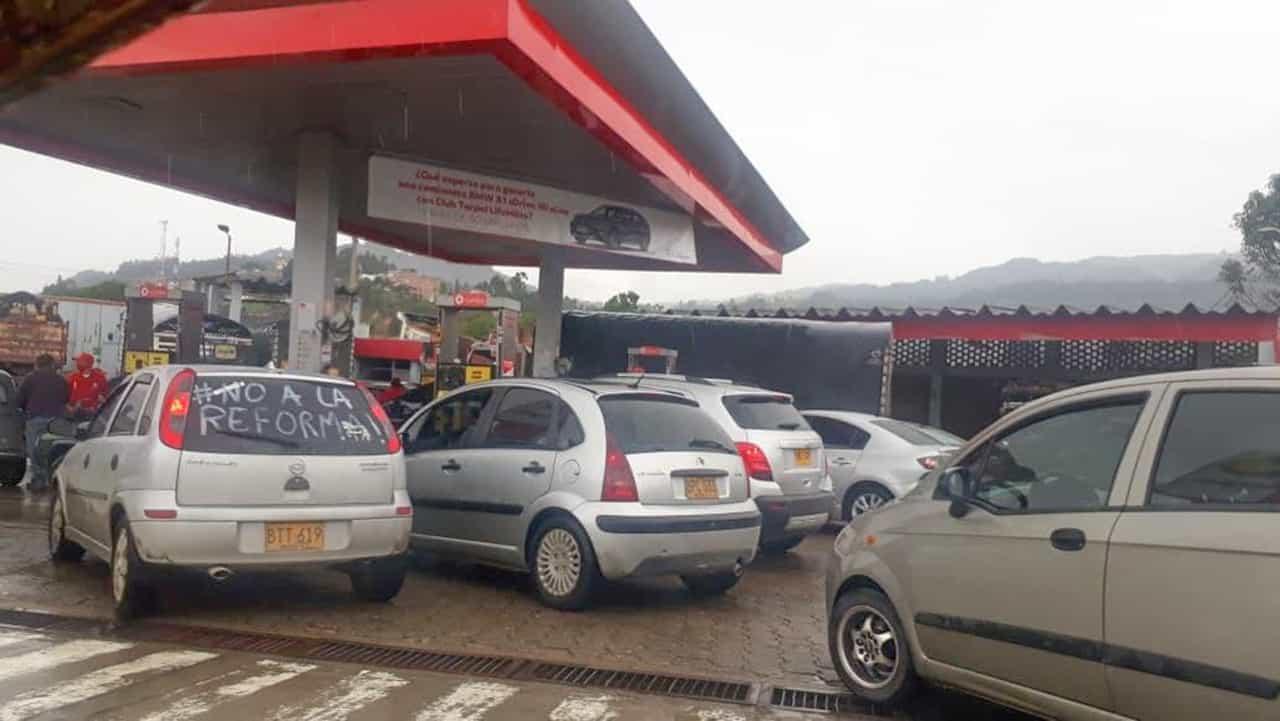 Boyacá se quedó sin combustible a causa del paro explica el vocero del gremio en #LaEntrevista7días 2