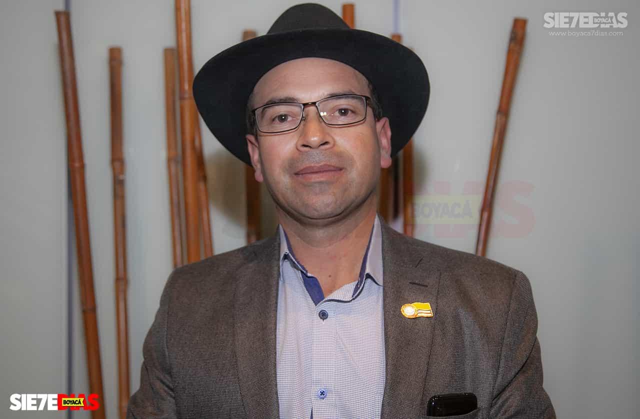 Fidel Silva Rojas Alcalde de Mongua