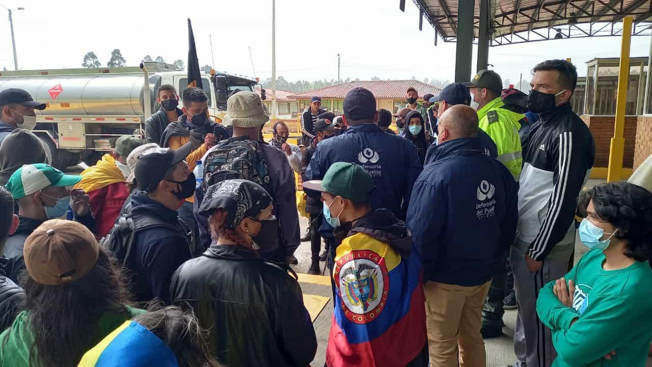 La radiografía de la protesta en Boyacá según el Defensor Nacional del Pueblo, hoy en #LaEntrevista7días 2